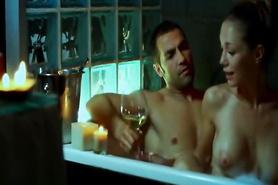 Домашний разврат в ванной с Sara Gomez